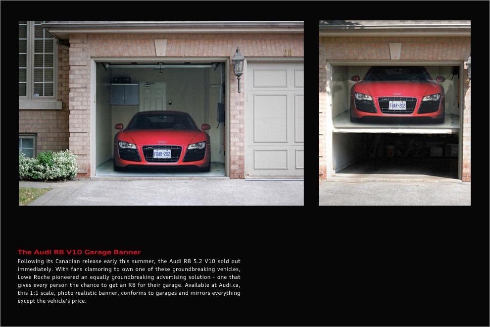 cool car garage ideas - Garage Door Covers
